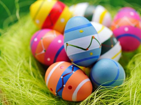 Easter Eggs- No nasties. Just 5 wholesome ingredients.
