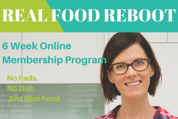 Real Food Reboot